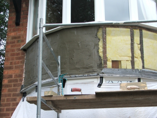 3sixty property services domestic for Bay window replacement windows