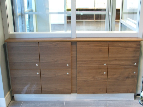 3sixty property services: Bespoke joinery at the Home Office, Sheffield