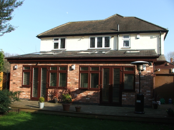 3sixty property services: Rear Extension