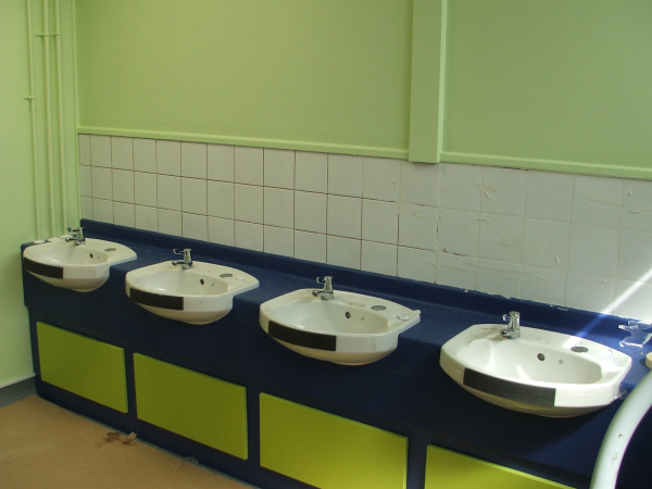 3sixty property services work at Windy Arbor Primary School, Birmingham
